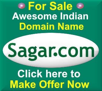 Simple, Brandable Sagar