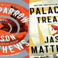 Review of Red Sparrow & Palace of Treason