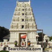 Venkateswara Hindu Temple, Malibu, CA © SearchIndia.com