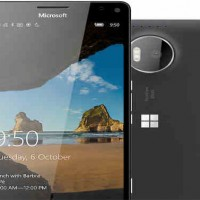 Microsoft Lumia 950 XL Windows Phone