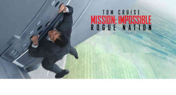 Tom Cruise's Mission Impossible Rogue Nation is Thrilling Junk