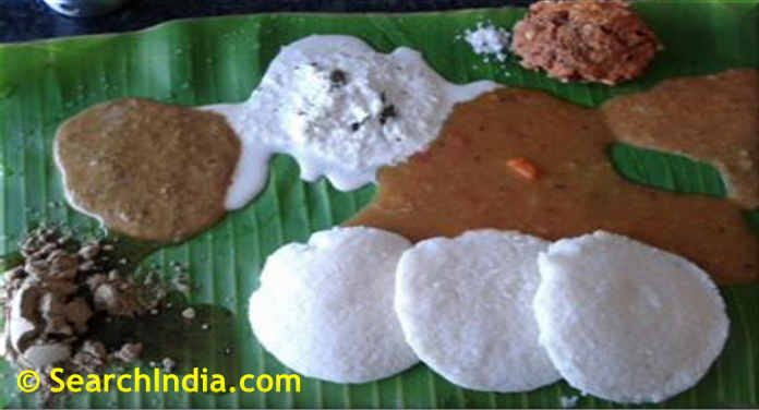 Eating for SI – Murugan Idli Shop Chennai