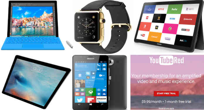 Six Tech Devices