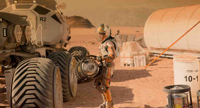 Martian Review – Faulty Premise