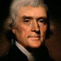 Thomas Jefferson - Fondling Father of America