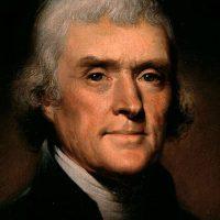 Thomas Jefferson - Fondling Father of America